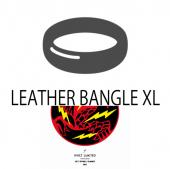 LEATHER BANGLE XL