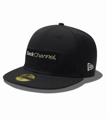 xNEW ERA 59 FIFTY CAP *ブラック*