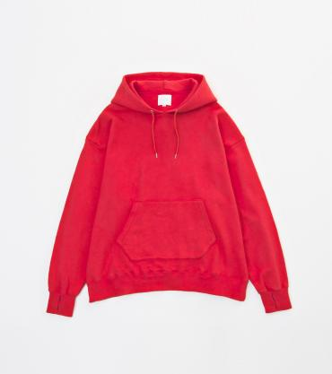 BIG PULL OVER PARKA *レッド*