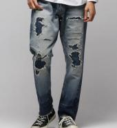 9/10L 5Y W TAPERED DENIMPANTS