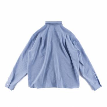 HUMMINGBIRD LONH SLEEVE SHIRTS *ライトブルー*