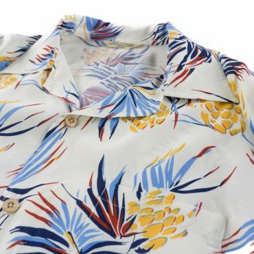 NORMAL ALOHA LONG SHIRTS *ホワイト*