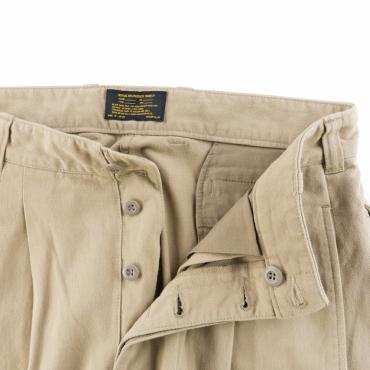 60' FRENCH TYPE CHINO PANTS