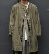62'US ARMY VESICANT GAS PROTECTIVE COAT *オリーブ*