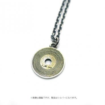 RECORD NECKLACE