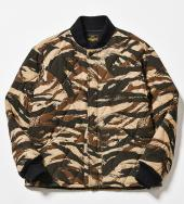 CAMO QUILTING JKT *カモ*