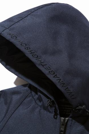 CORDURA HOODED JACKET *ネイビー*