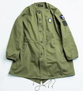 62' US ARMY VESICANT GAS PROTECTIVE COAT
