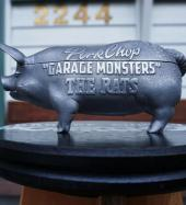 GARAGE MONSTERS STORAGE ×PORK CH