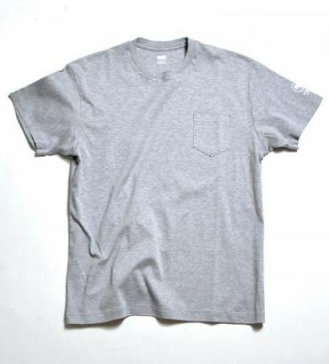 POCKET T-SHIRTS *トップグレー*
