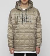 #FR2 Over Size Down Anorak Jacket[FRJ053] *カーキ*