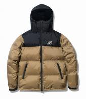 xNANGA HOODED DOWN JACKET *コヨーテ*