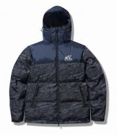 xNANGA 3LAYER HOODED DOWN JACKET *ゴーストライオンカモ*
