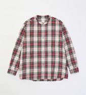 BIG CHECK SHIRTS *ベージュ*