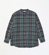 BIG CHECK SHIRTS *グリーン*