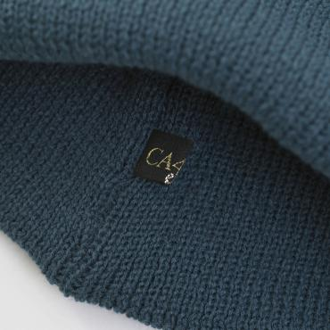 ×CA4LA / BASIC KNIT CAP *ブルーグリーン*
