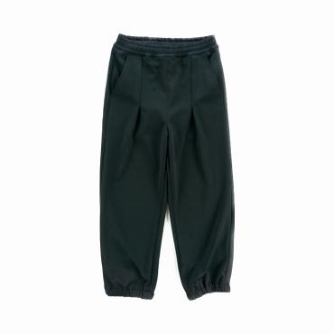 EASY WIDE TRACK PANTS *ブラック*