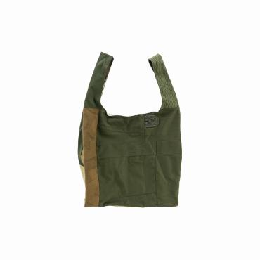 MILITARY MIX  SHOPPING BAG