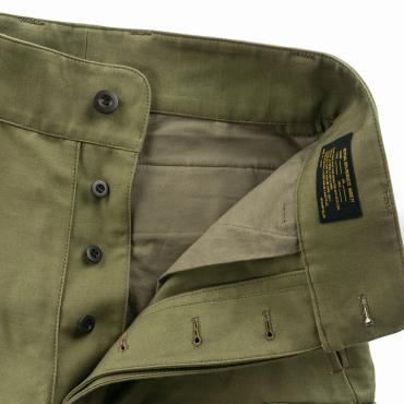 FRENCH ARMY M-47 TROUSERS  *オリーブ*