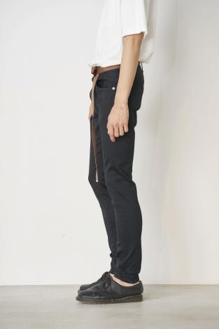 BASIC SKINNY PANTS *ブラック*
