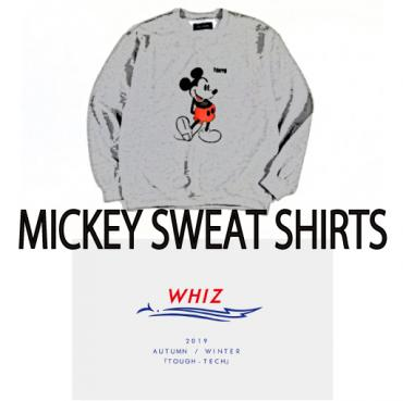 MICKEY SWEAT SHIRTS